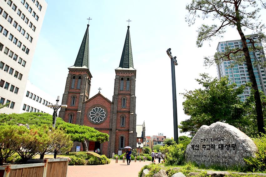 Католический собор Кесан
