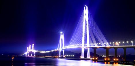 """ステイホームの今だから、おうちで楽しむ韓国の旅<br> 韓国の夜景にうっとり """"夜間観光100選""""<br> ~全羅・光州・済州編~"""