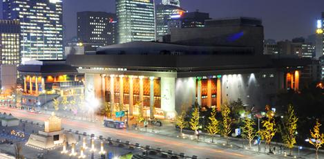 ソウルを代表する劇場&美術館