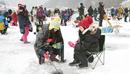 Удивительный зимний Фестиваль форели в Хвачхоне