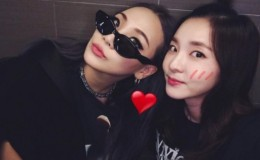 <strong>Former 2NE1 Members CL and Sandara Park Continue Strong Friendship</strong>
