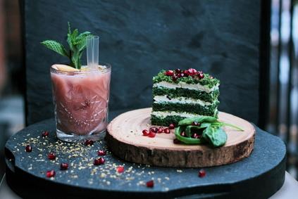 Вкусные и полезные органические десерты в Сеуле