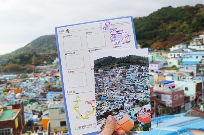 Stamp Tour and souvenir postcard
