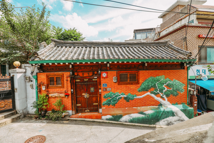 Punggyeong, a place of the seasons