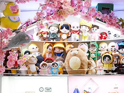 用看的也開心,一起來逛逛韓國偶像週邊商品!