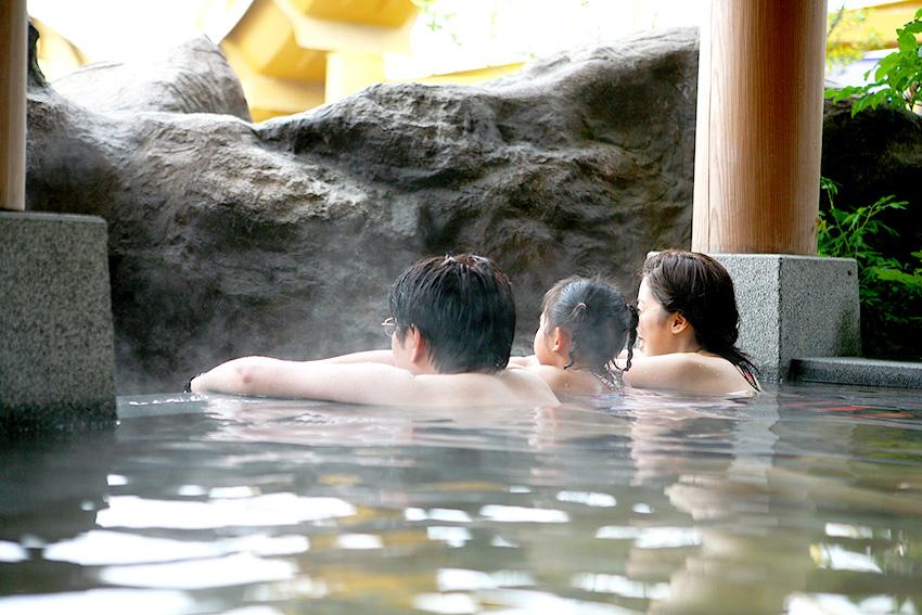 冬季瓦房池 (來源: RESOM渡假村)