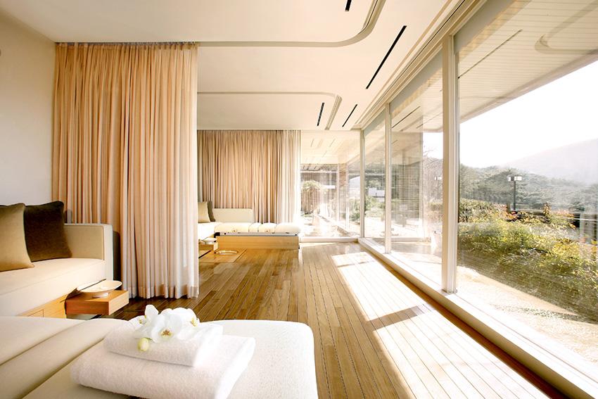 Спа-центр «Герлен Спа» в отеле «Силла» (Источник: Shilla Hotel)