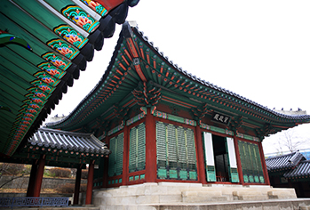 Jajeongjeon Hall