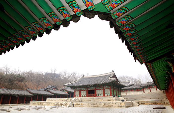 Sungjeongjeon Hall