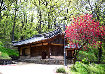 Scenery of Yangdong Village