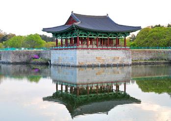 Donggung Palace & Wolji Pond landscapes