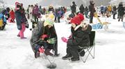 Le festival de la truite à Hwacheon