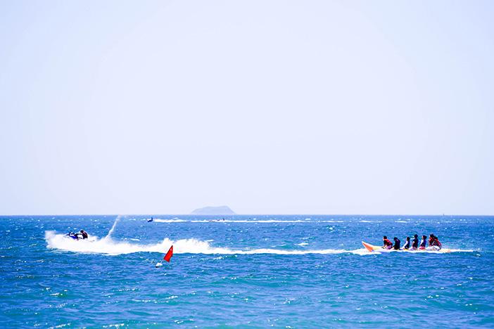 大川海水浴場水上休閒活動體驗