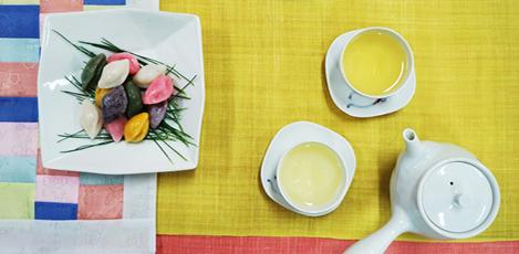 Celebrating Chuseok with Signature Foods