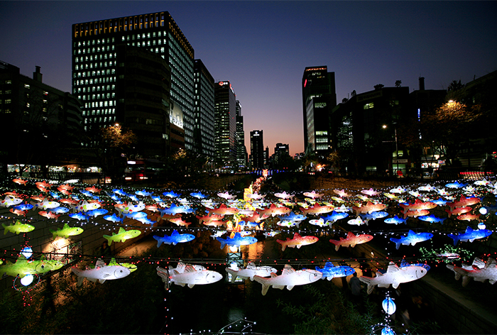 Laternenfestival Seoul