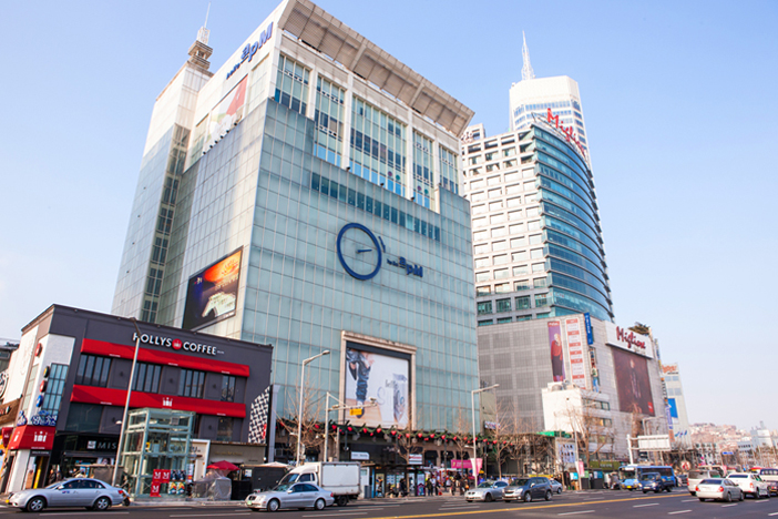Marché Dongdaemun
