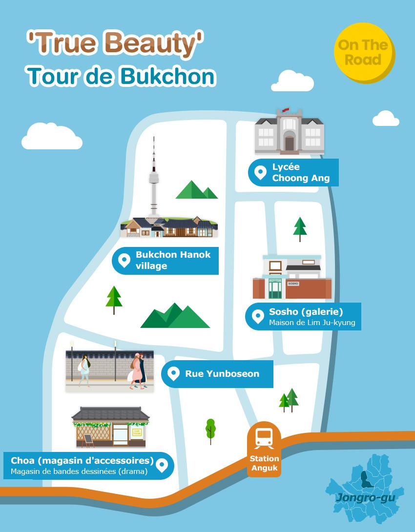 'True Beauty' Tour de Buchon