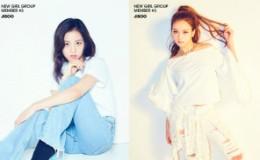 Агентство YG Entertainment представило публике фото третьей участницы девичьей группы