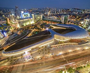 东大门设计广场(DDP)