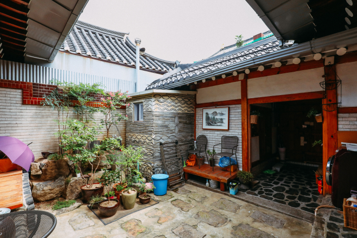 Dajayon Guest House, relaxation in Jongno