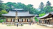 Temple Stay à Magoksa