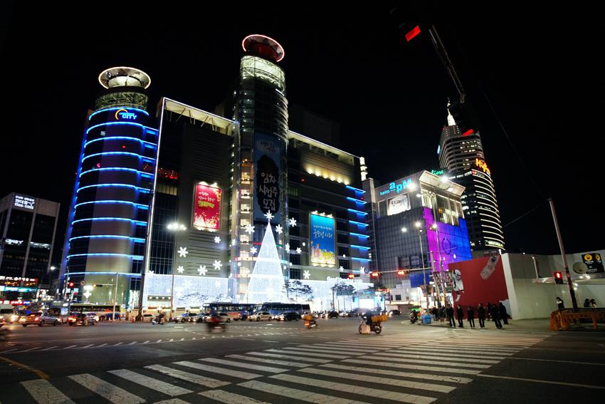 Zona de Compras de Dongdaemun