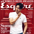 【フォト】「Esquire」の表紙を飾ったイ・ジヌク