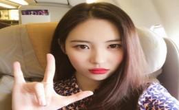 Сольная карьера экс-участницы группы Wonder Girls Sunmi