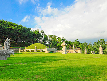 Yungneung / Geolleung [UNESCO World Heritage]