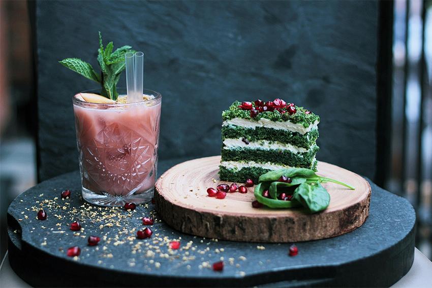 Органические десерты