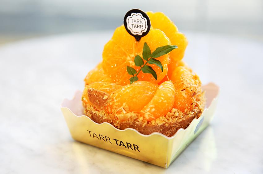 Tarr Tarr為塔類甜點專賣店
