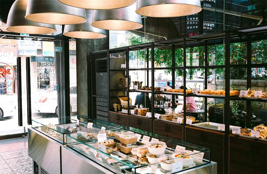 Кафе-пекарня Grit 918 (Источник: Grit 918)