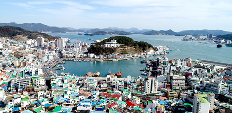 Multifaceted Charms of Tongyeong
