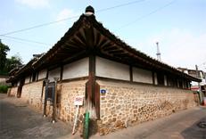 龍興宮の入口