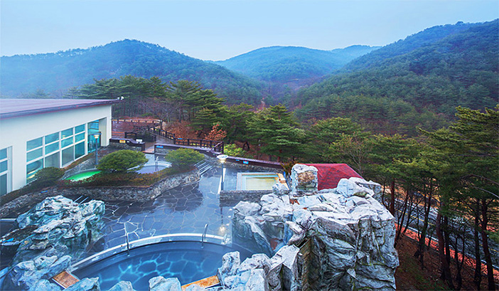 Dukgu Oncheon (Quelle: Dukgu Resort)