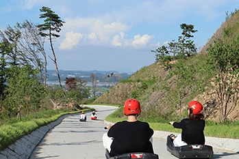 Ganghwa Seaside Resort Luge