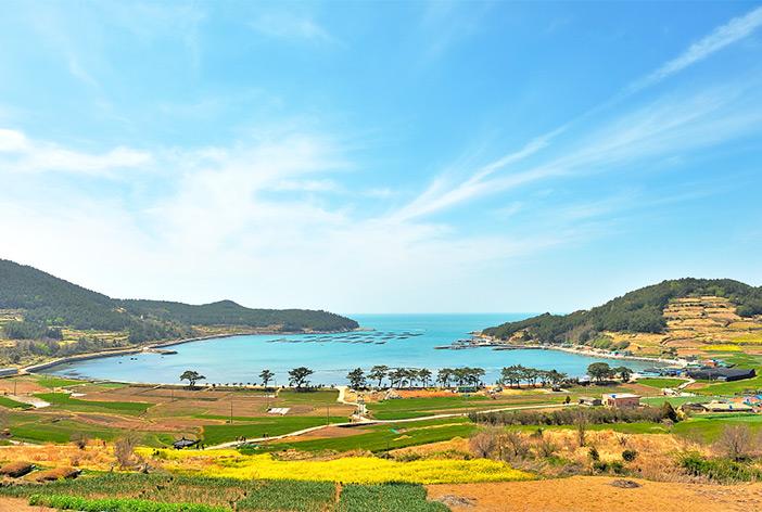 Cheongsando Island (Credit: Wando-gun)