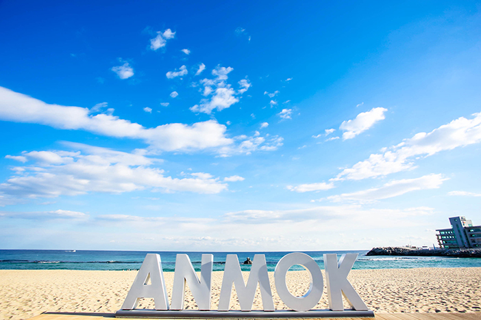 """ANMOK"" Beach"
