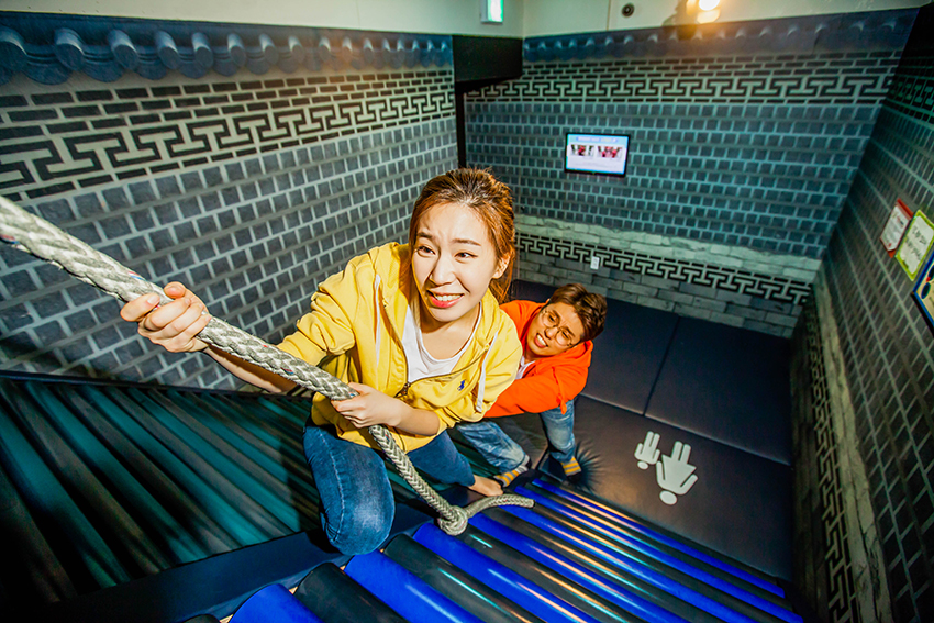 Dynamic Maze (Источник: Creative Tong)