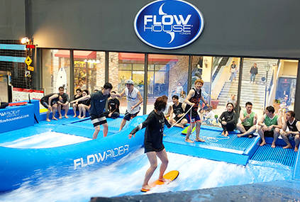 Flow House (cortesía de Flow House).