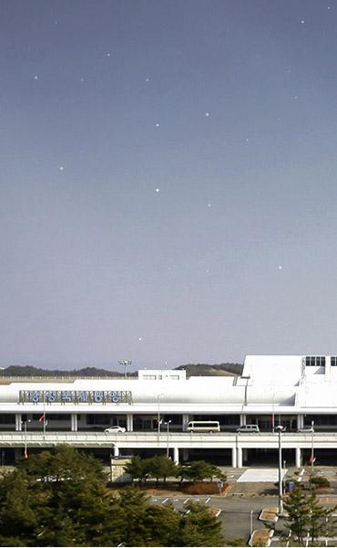 襄陽国際空港