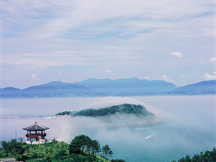 Photo: Odongdo Island Vista