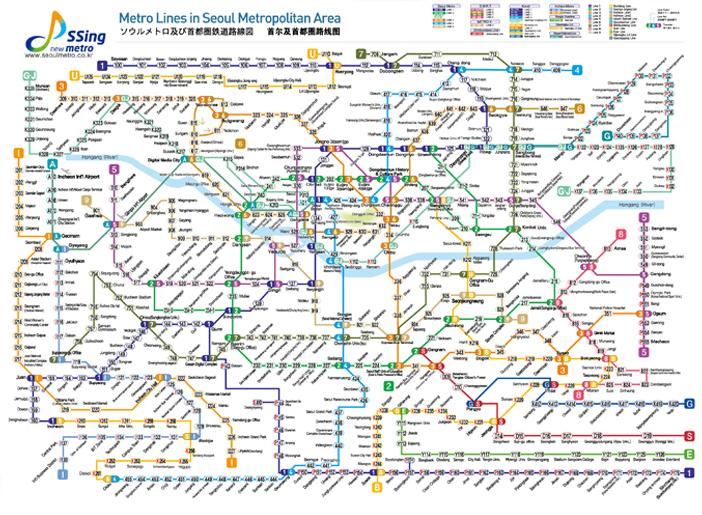 ficial Site of Korea Tourism Org VisitKorea Transportation