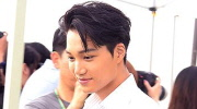 [eフォト]EXOのカイ、輝く男性美