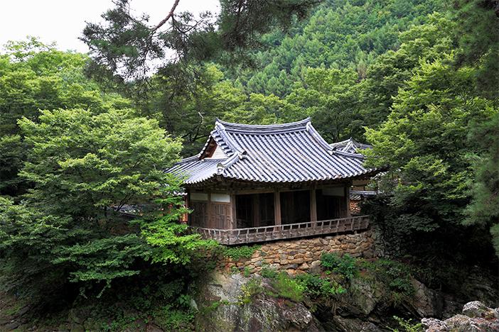 Pavillon Choganjeong