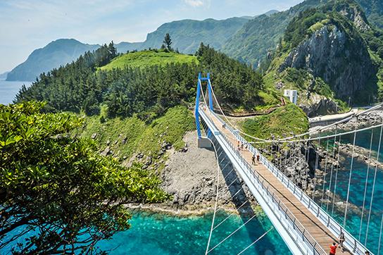 圖片)觀音島連島橋