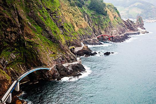 圖片)杏南海岸散步路(苧洞)