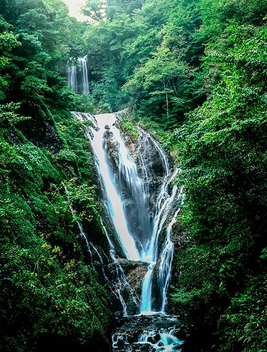 圖片)蓬萊瀑布