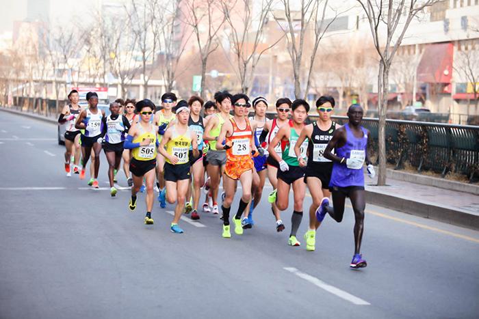 写真提供:ソウル国際マラソン大会事務局