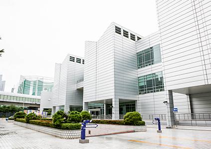 釜山市立美術館外觀